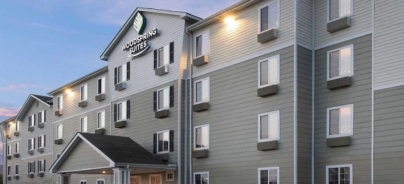 Woodspring Suites Greenville Greenville